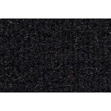71-75 Chevy Corvette Front Passenger Area Carpet w/ Padding 801-Black for Manual