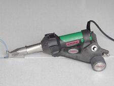 Chiquita Automatic Floor Heat Welding Machine Turbo Tools - w/ Universal Nozzle