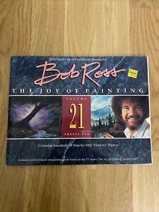 Bob Ross The Joy Of Painting Volume 21