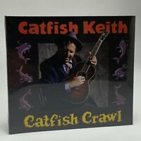 Catfish Keith - Catfish Crawl CD Album - New & Sealed