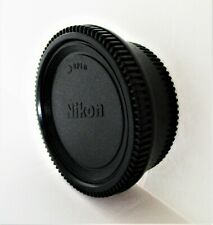 3 X Nikon Body/REAR Cap SETS - All Nikon DSLR/SLR/FILM Cameras.Fast U.S.A. ship!