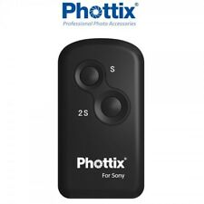 Mando Phottix para Sony Alpha a33 a55 a57 a65 a77 a99 a230 a290 disparador