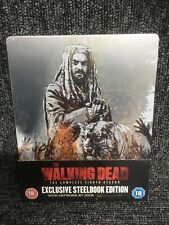 The Walking Dead: The Complete Eighth Season 8 Steelbook. Blu Ray.Factory Sealed