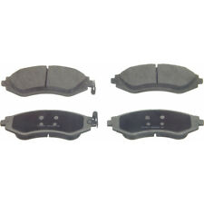 Disc Brake Pad Set-ThermoQuiet Disc Brake Pad Front Wagner PD1035