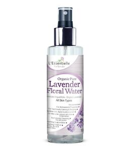 Organic Lavender Floral Water 150ml hydrosol From English Lavender Flowers