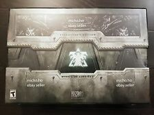 StarCraft 2 Wings of Liberty Collector's Edition Brand New Sealed