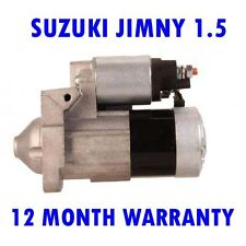 SUZUKI JIMNY 1.5 DDIS 4WD 2003 2004 2005 2006 2007 - 2015 RMFD STARTER MOTOR
