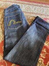 Evisu Denim Jeans Waist : 32