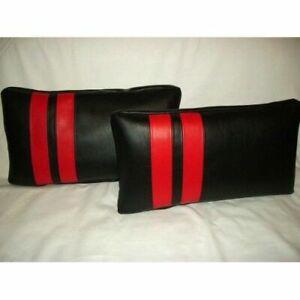 Cushion Pillow Cover Leather C Decor Throw Sofa Case Mermaid Covers Glitter 2