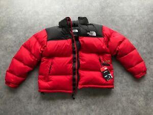 The North Face 1996 Retro Nuptse 700 Jacket Fiery Red