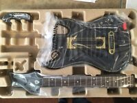 GUITAR HERO LIVE Guitar & Strap BRAND NEW (No Dongle) PS3 PS4 XBOX 360 ONE WII U