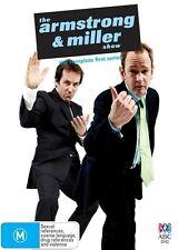 The Armstrong & Miller Show : Season 1 (DVD, 2010)