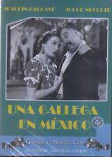 SEALED - UNA GALLEGA EN MEXICO (1949) JOAQUIN PARDAVE NEW DVD