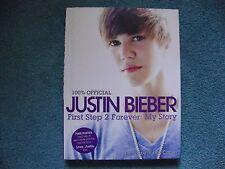 Justin Bieber : First Step 2 Forever 2010 Hardcover
