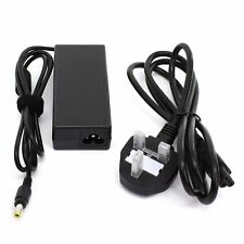 12v Technika LCD19DVDID-307 LCD22-108 TV Power supply adapter + UK mains cable