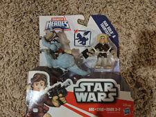 NIB Star Wars Galactic Heroes Han Solo and Tauntaun
