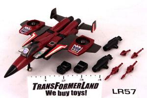 Thrust 100% Complete 1985 Vintage Hasbro G1 Transformers Action Figure