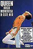 Queen - Rock Montreal And Live Aid (NEW DVD)