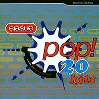 Pop 20 Hits von Erasure | CD | Zustand gut