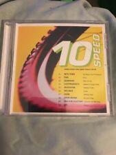 10 Speed Epic Columbia Records 2001 Cd Sampler  Incubus Mudvayne John Mayer Dope