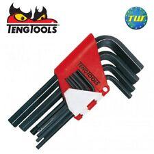 Teng Tools 9pc Allen Hex Key 9 Metric 1.5-10mm Keys 1479MMR
