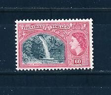 TRINIDAD & TOBAGO 1953 DEFINITIVES SG276 60c BLOCK OF 4 MNH