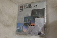 Minolta Exposure Bracketing Card boxed new