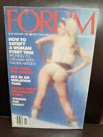 Penthouse Forum Magazine Back Issue Jan 1984