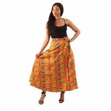 Kente African Women's Traditional Wrap Skirt #1