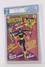 Detective Comics #359 PGX 8.5 OWWPages Origin 1st Appearance Batgirl (DC 1/1967)