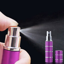 Mini 5ml Easy Fill Refillable Travel Perfume Atomizer Pump Scent Spray Bottle