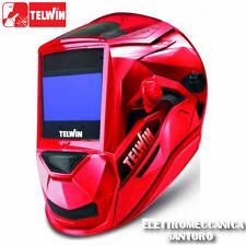 MASQUE SOUDURE AUTO-OBSCURCISSANT VANTAGE ROUGE XL MMA MIG/MAG TIG TELWIN X