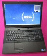 FAST! Dell Precision M6600 Intel I7-2860qm 2.5-3.6Ghz 8GB ram 500GB W7 AMD M6100