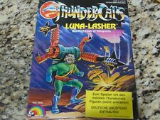 thundercats luna-lasher in the box nice complete with insctructions
