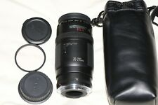 Canon EF 70-210mm F4 Autofocus Macro Zoom Lens