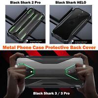 Metal Phone Case Protector Back Cover Frame for Black Shark HELO 2/3 Pro