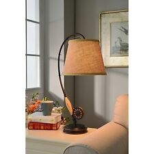 Fishing Rod Table Lamp