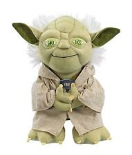 Yoda Talking Plush Toy Stuffed Animal Original STAR WARS Jedi Doll Kids Gift NEW