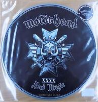 MOTORHEAD LP Bad Magic Ltd Edn. PICTURE DISC 2016 Vinyl PVC +Skr + Promo Sheet