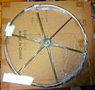 "Sailboat Steering Wheel 24"" Stainless  1"" Shaft  7500"