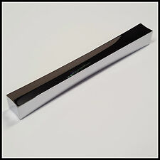 10x Metakor Block 187mm Bright Chrome Handles (160mm Hole Centre)   503768