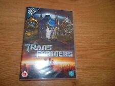 TRANSFORMERS DVD, Cert 12, very good condition