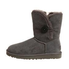 UGG Australia Womens Bailey Button Boots 5803 Twinface Sheepskin
