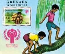 Timbre Enfance Grenade Grenadines BF42 ** (35171S)