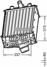 Denso DIT28002 Intercooler Genuine EO Quality Component
