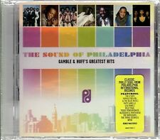 THE SOUND OF PHILADELPHIA: GAMBLE & HUFF'S GREATEST HITS (CD, 2008) SEALED