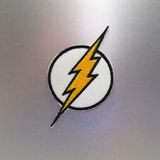 Flash Patch — Iron On Badge Embroidered Motif — Gordon Symbol Lightning Comic