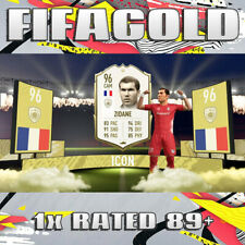 FIFA 20 Ultimate Team 🔥 1x Rated Player 89+ card 🔥 Coin Value 🔥 PS4