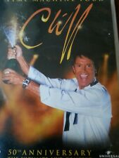 Cliff Richard - 50th Anniversary Time Machine Tour (DVD, 2008)