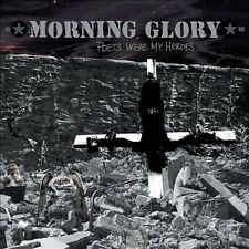 Morning Glory ‎- Poets Were My Heroes 2 x LP Vinyl - SKA PUNK with DL and Poster